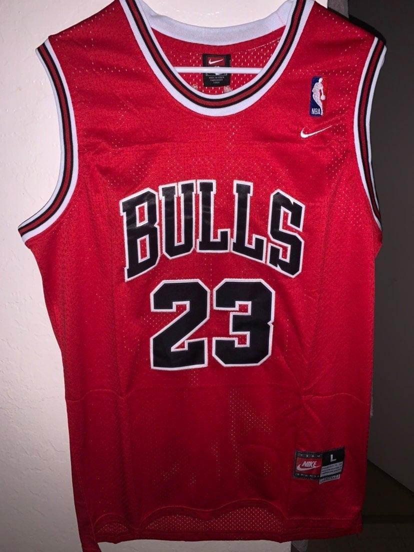Michael Jordan Jersey