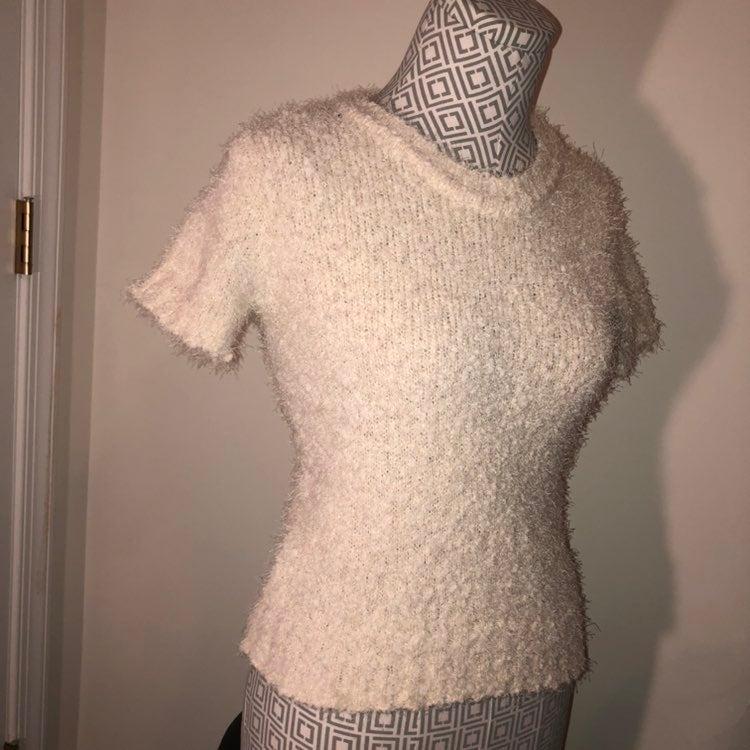 Fuzzy Lauren Conrad Knit sweater!