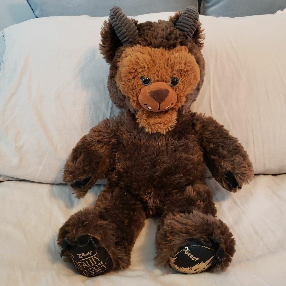 Build A Bear Beast Disney Beauty and the