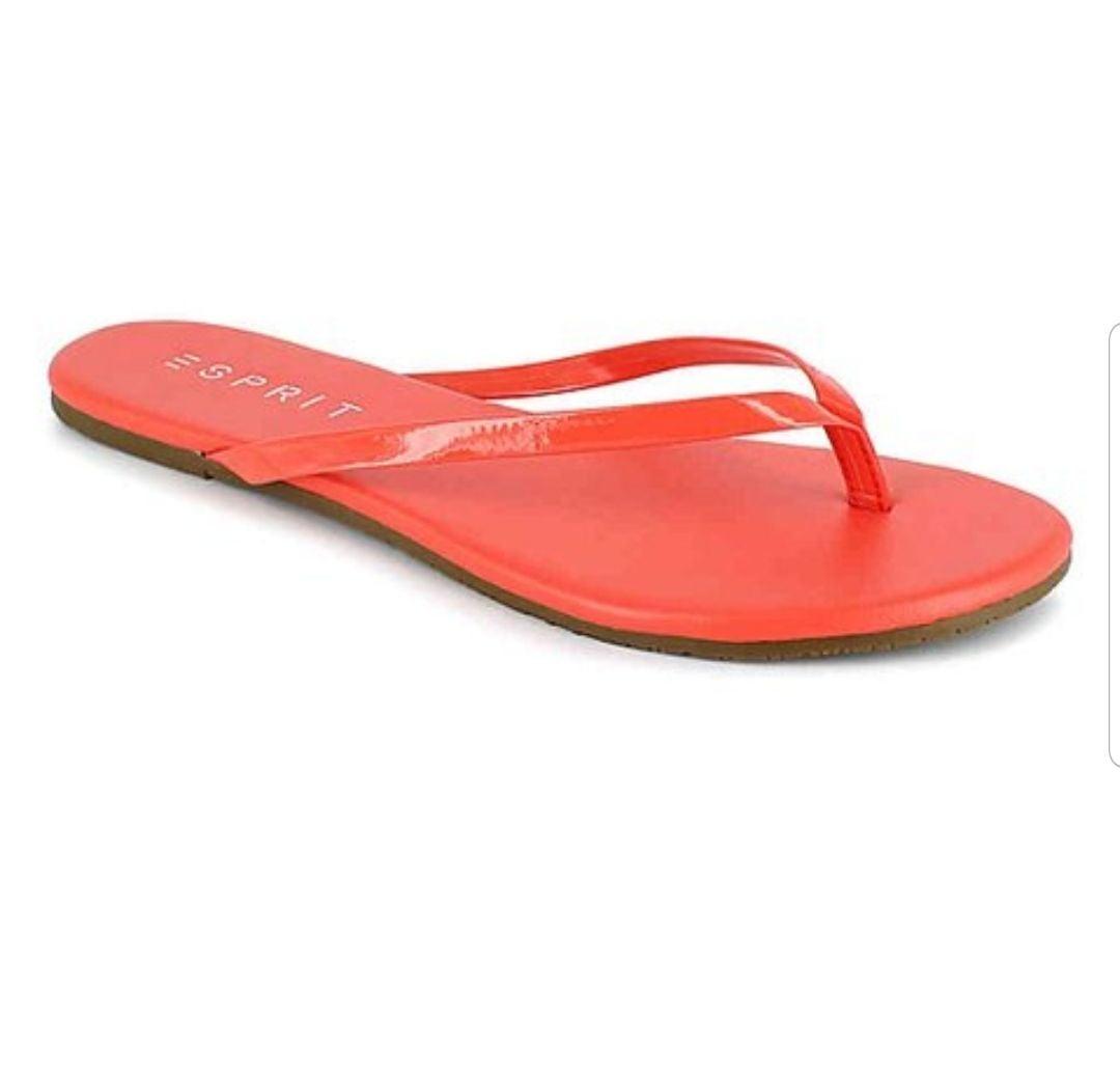Red Party Sandal  Women  ESPRIT