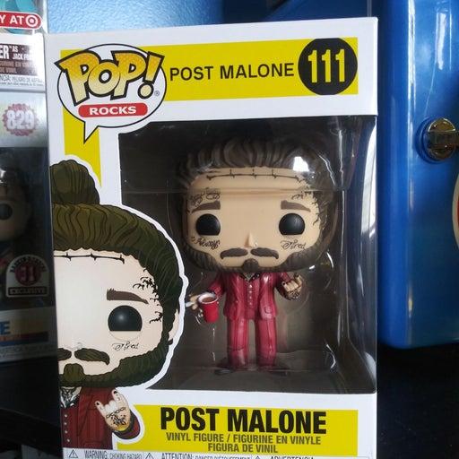Funko Pop Rocks Vinyl - Post Malone