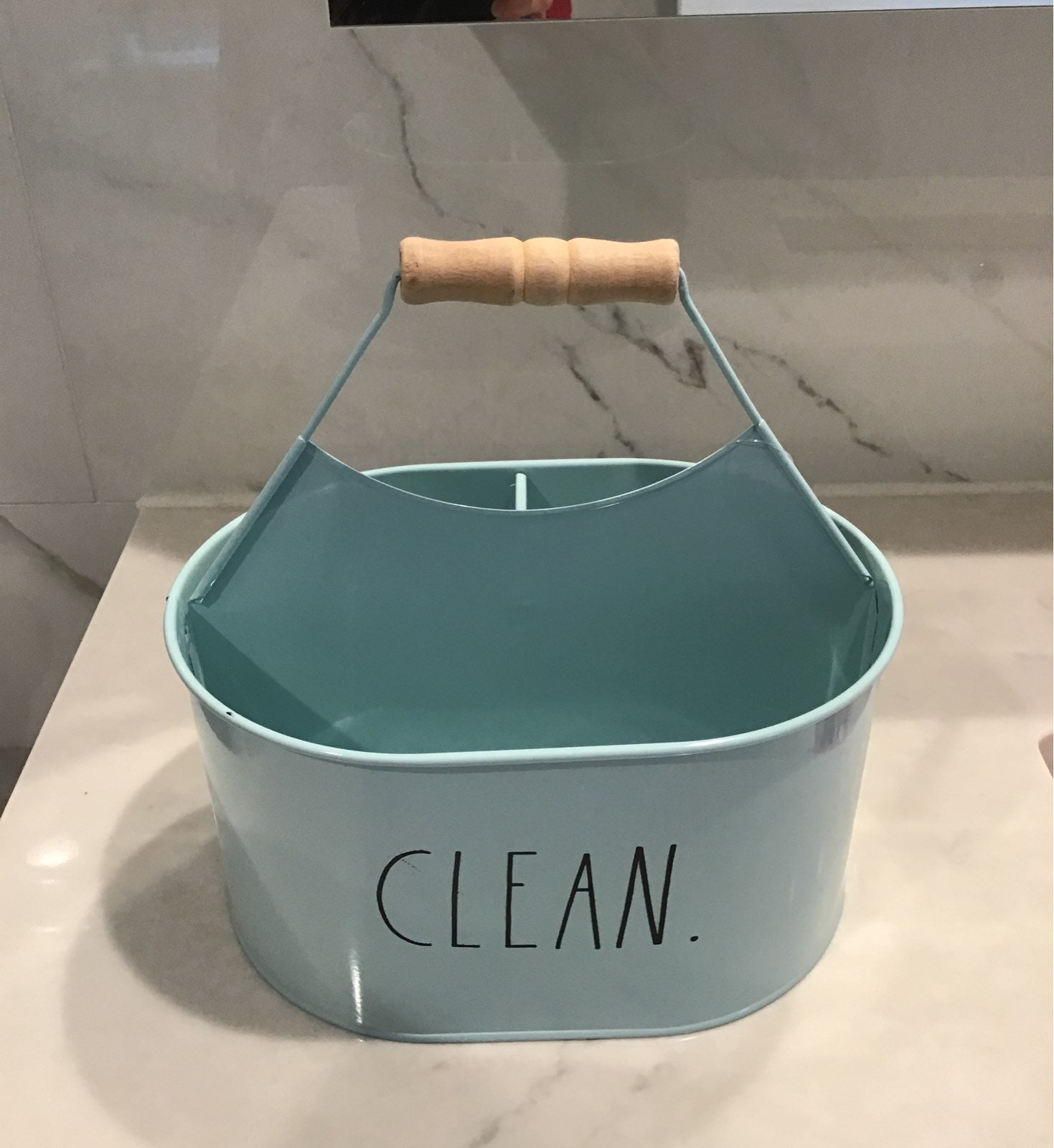 Rae Dunn CLEAN Caddy
