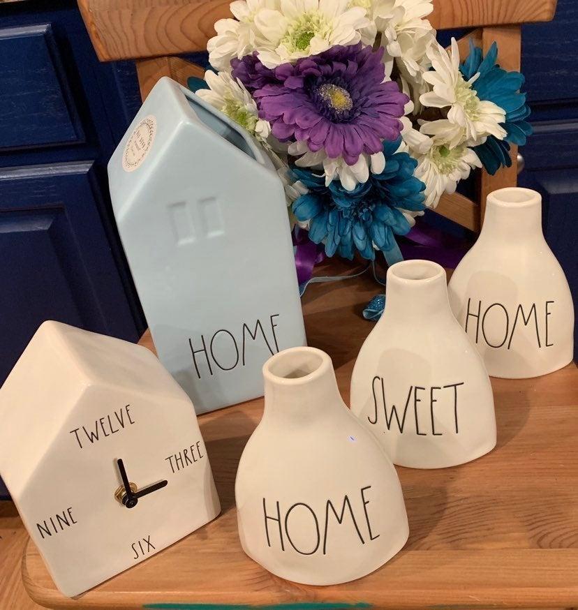 Rae Dunn Home Sweet Home Set
