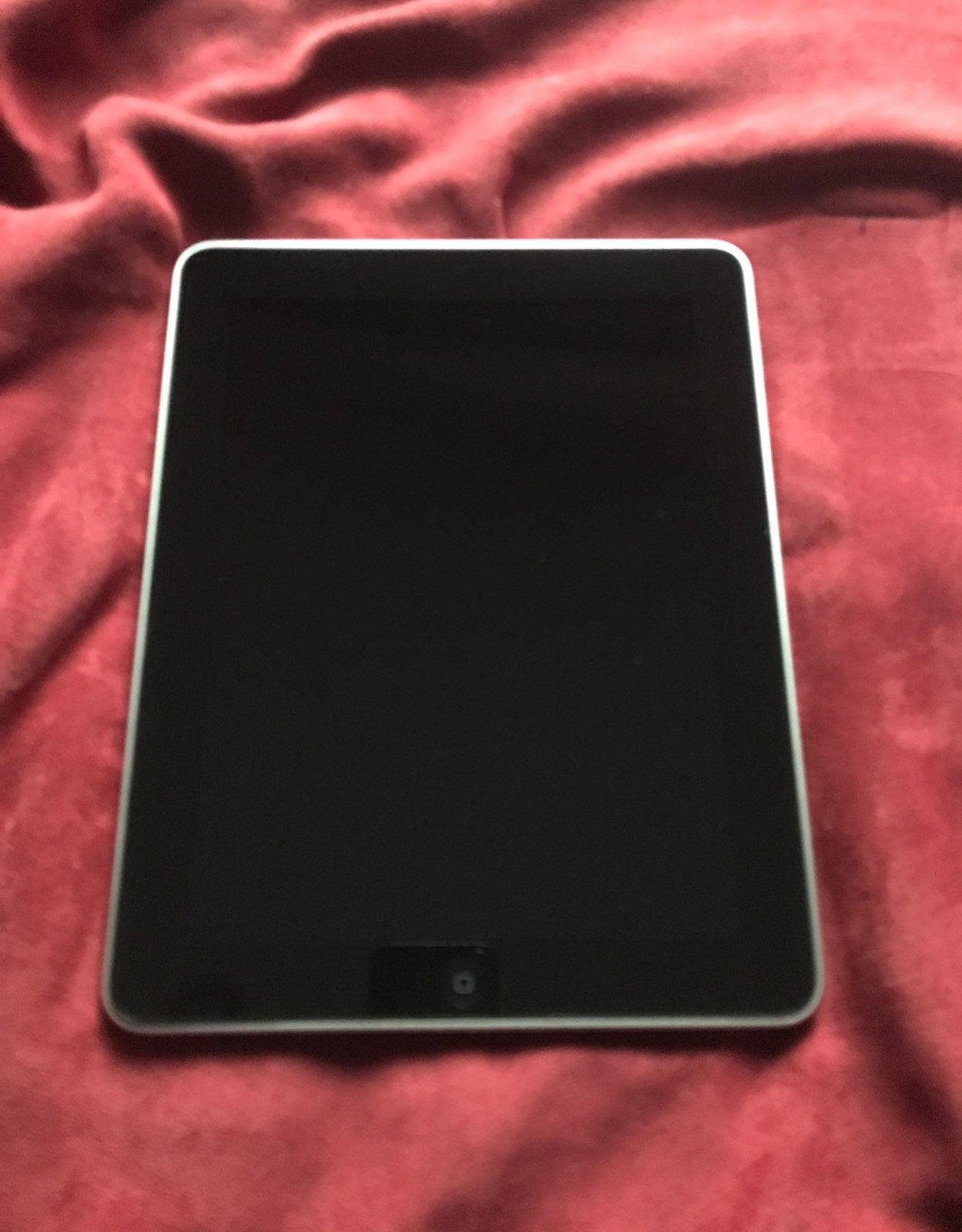 iPad 1st generation Black 64 GB
