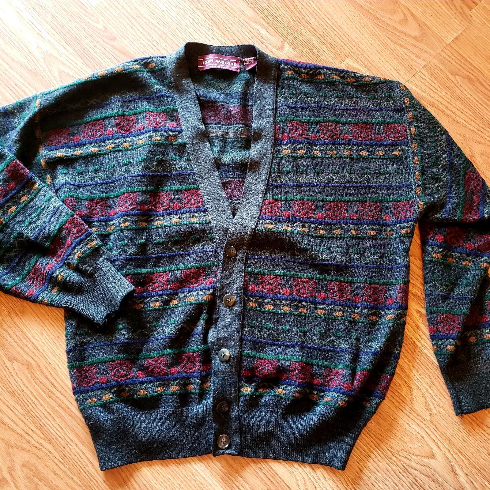 Vintage 90s John Ashford Sweater