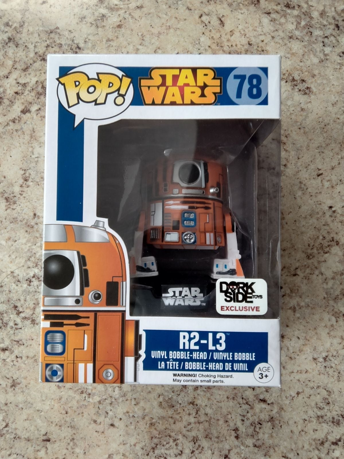 Funko Pop Star Wars R2-L3