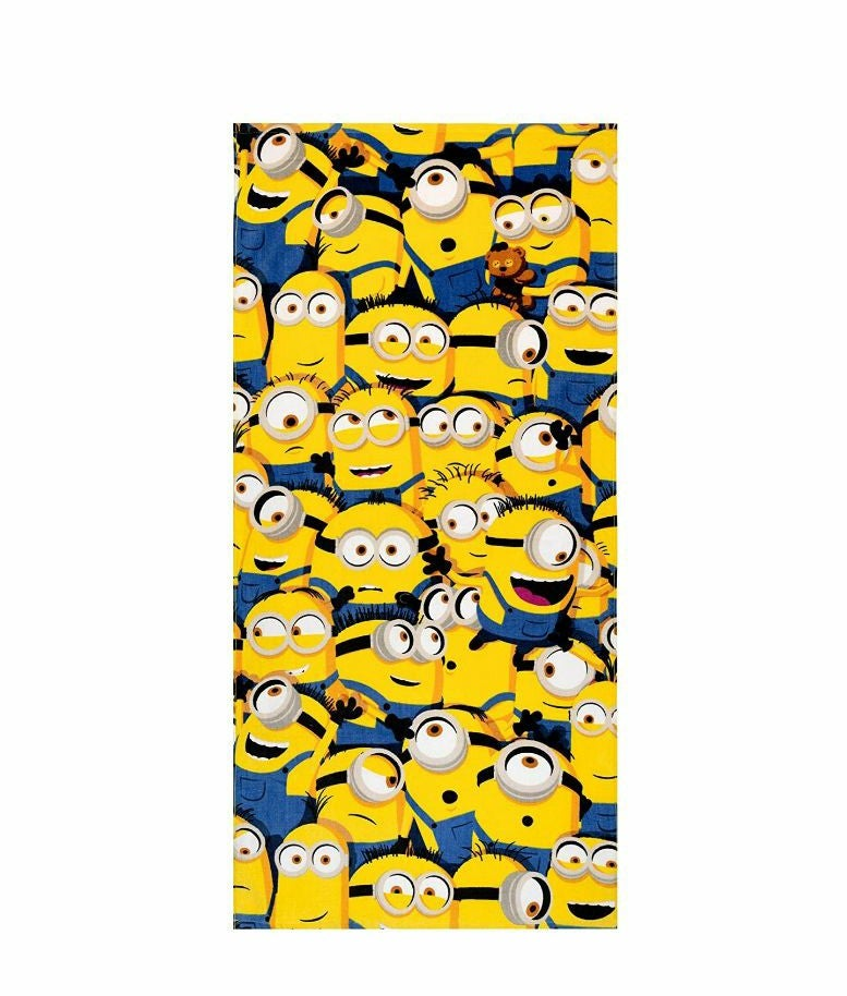 NWT Minions Despicable Me Towel