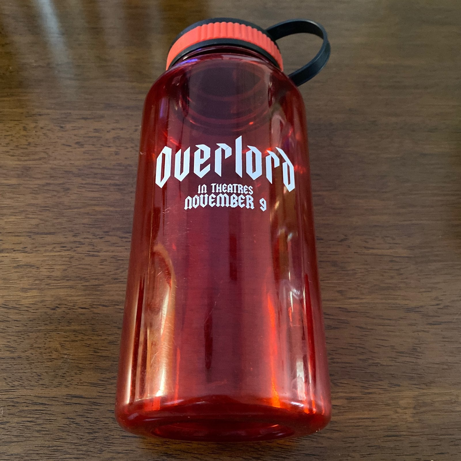 Overlord Water Bottle
