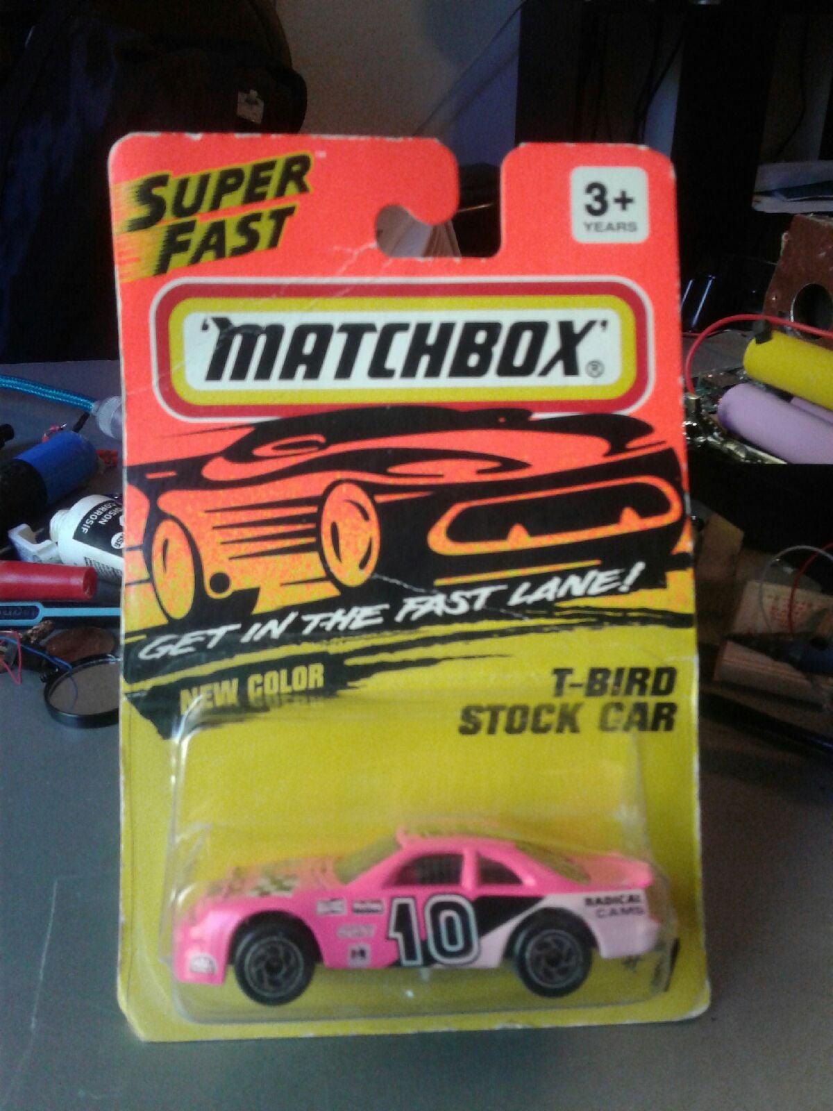 1994's Matchbox attempt to get girls int