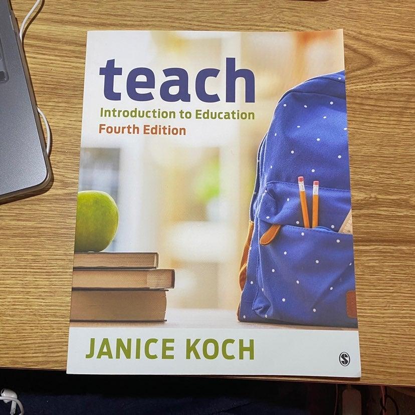 Teach Introduction to Education