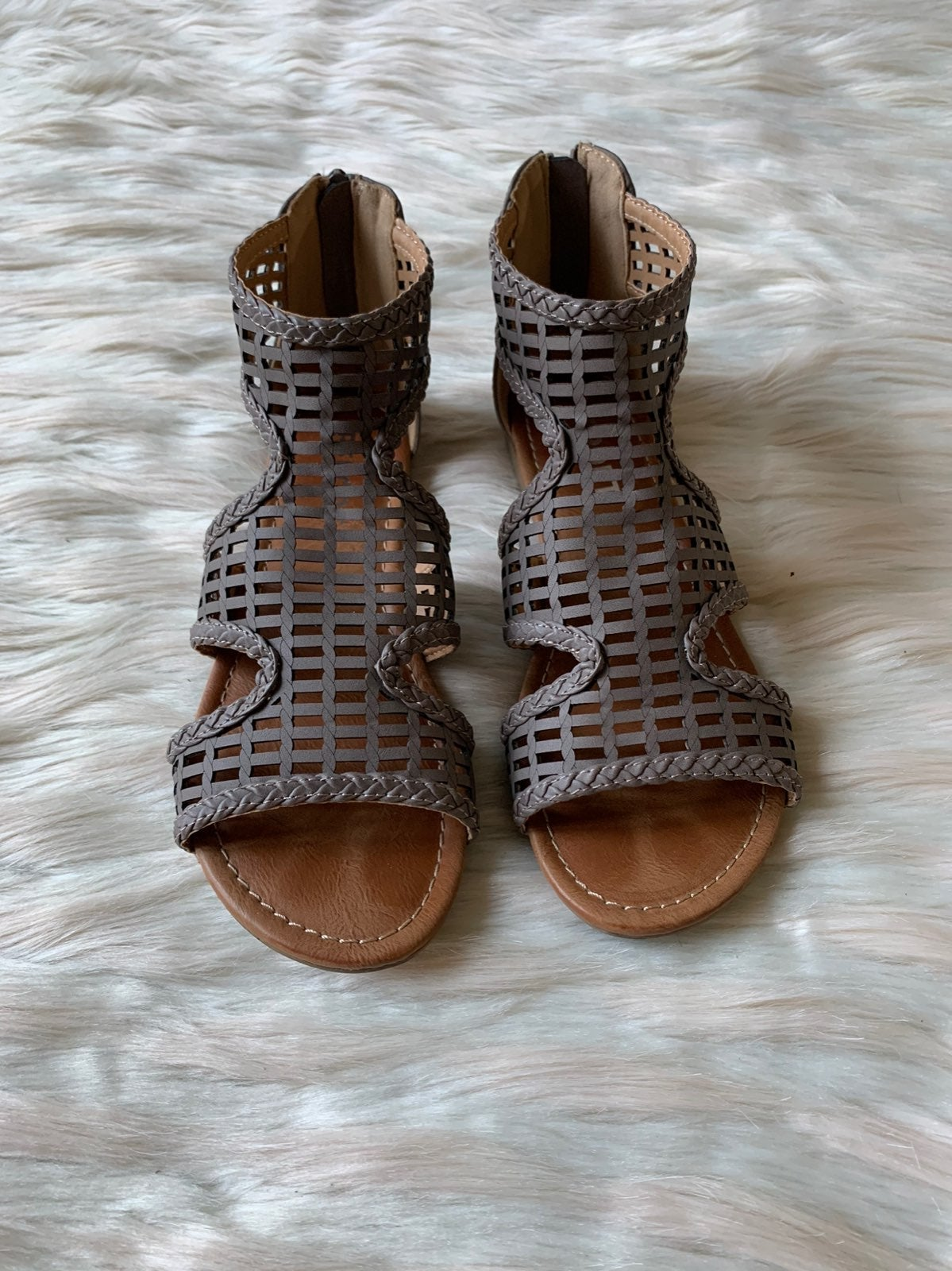 Report Gabin Sandals- Taupe