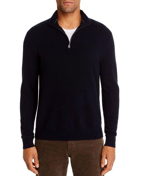 Bloomingdale Half-Zip Sweater M