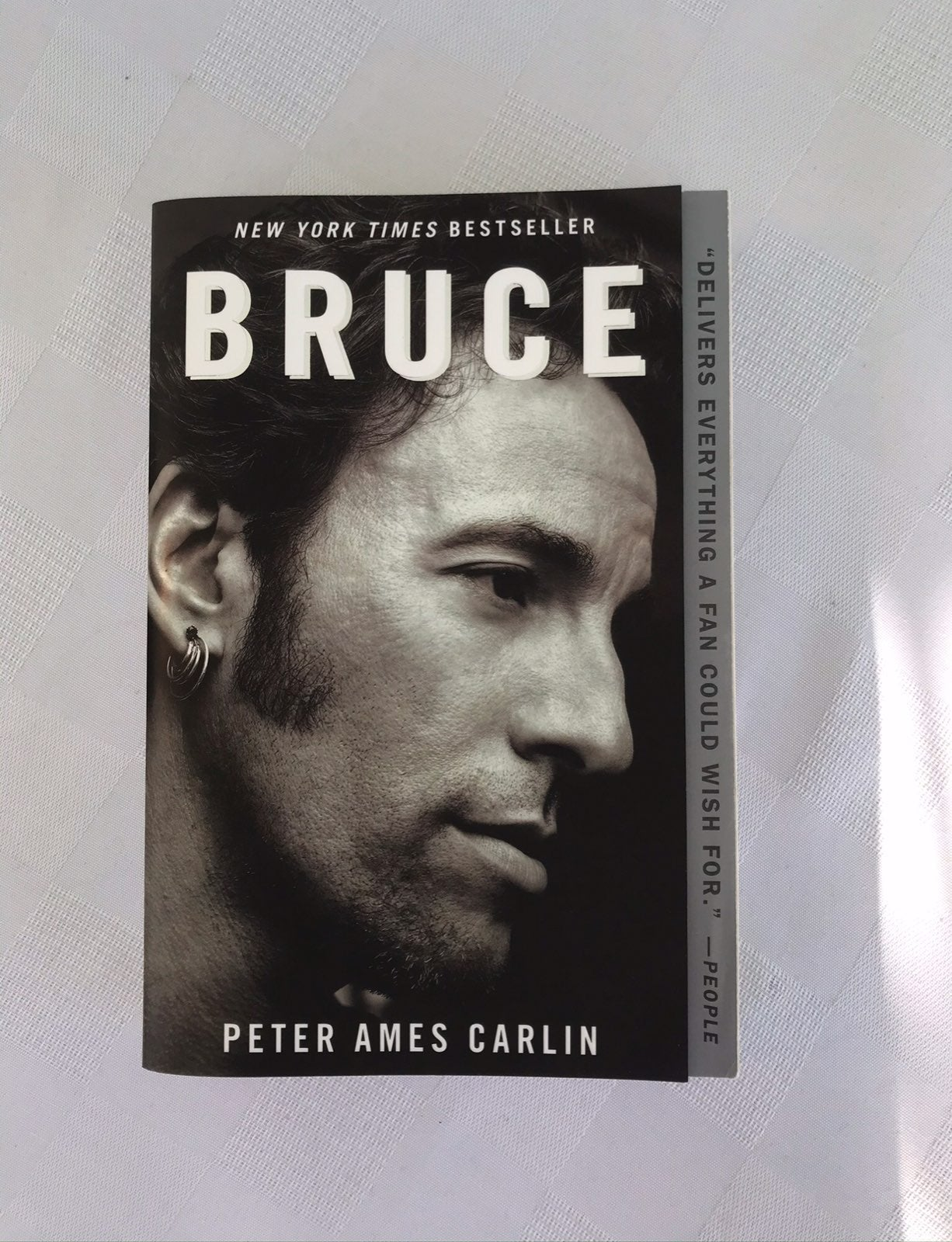 Bruce Springsteen Biography Book