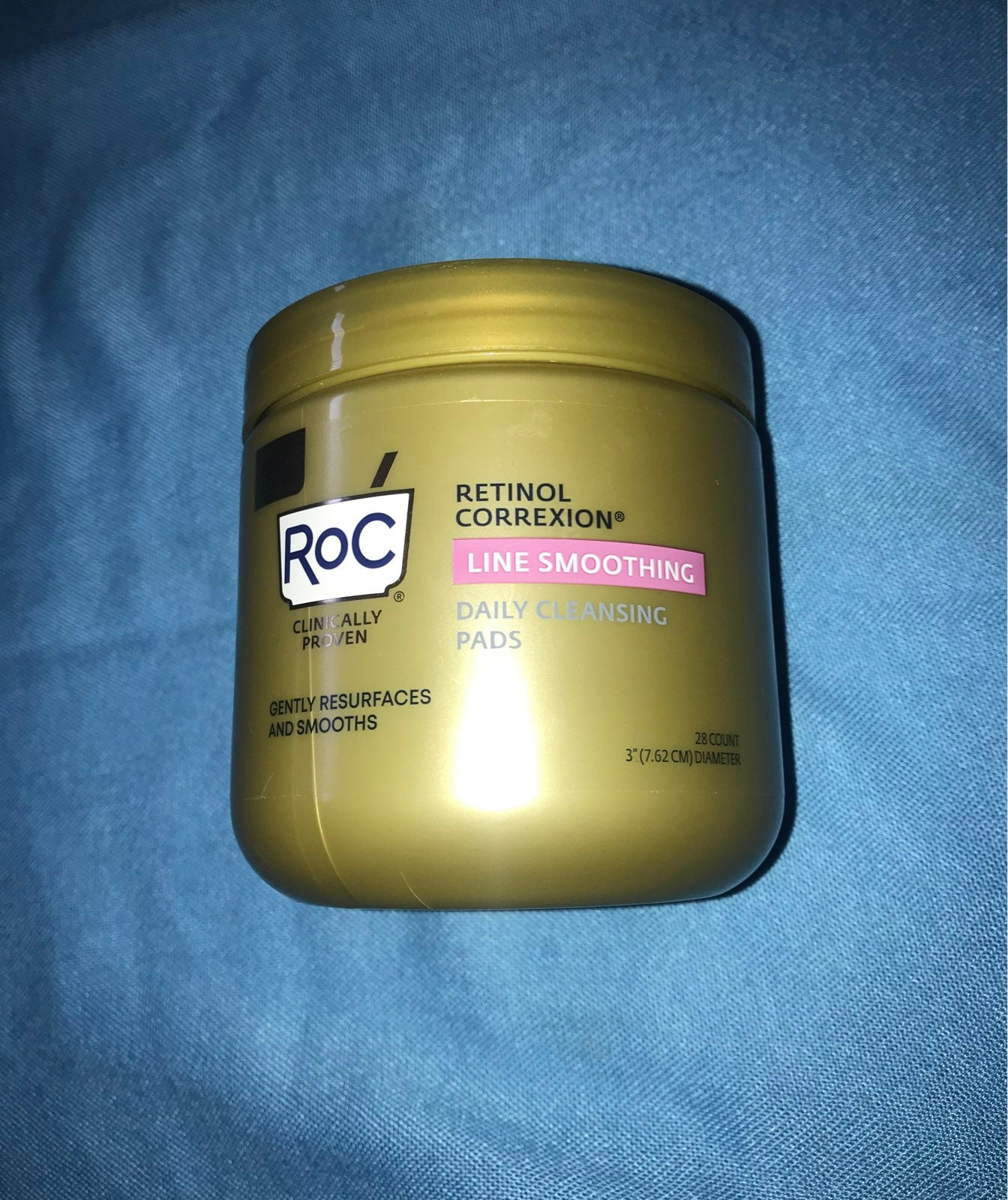 ROC Cleansing Pads