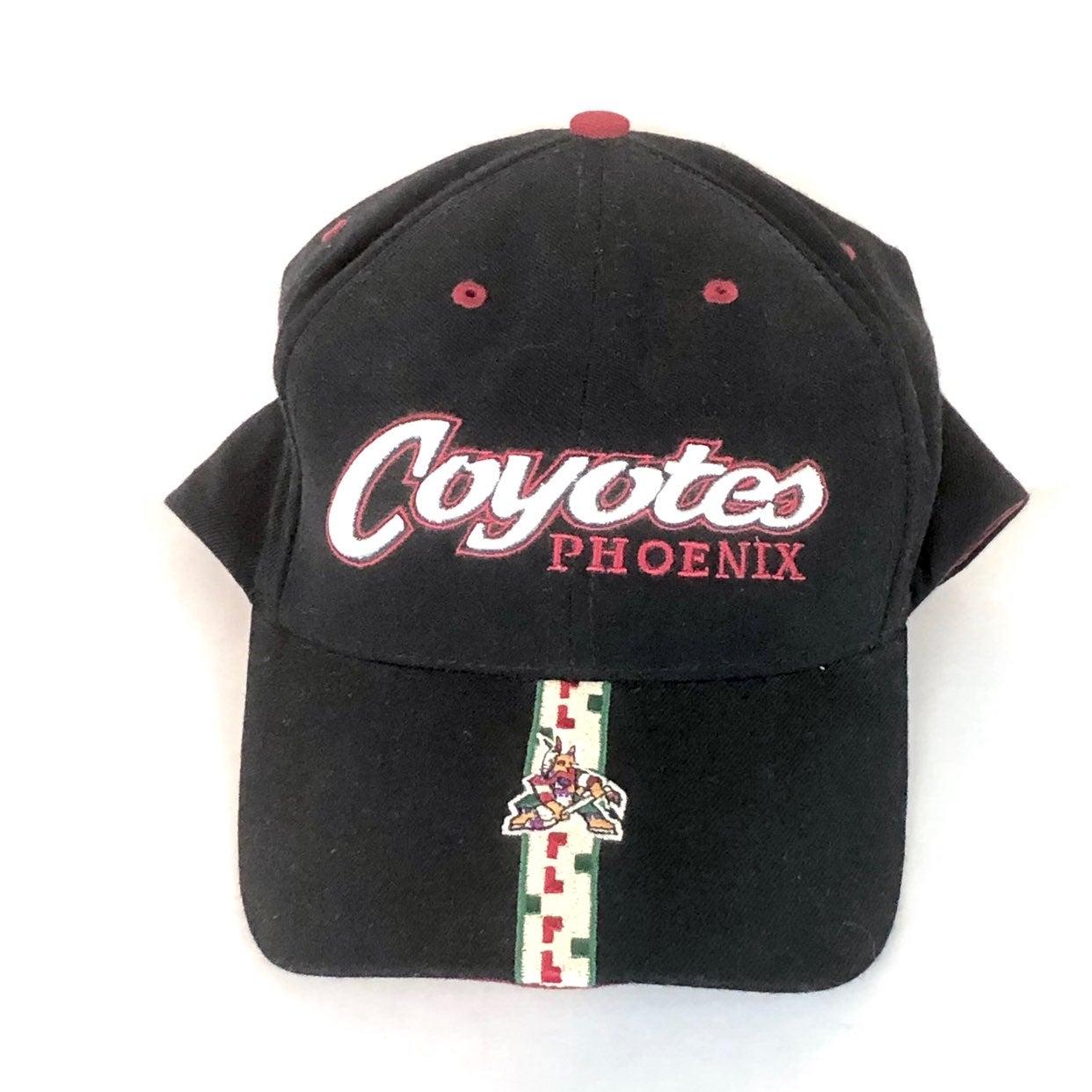 Vintage Phoenix Coyotes Hat NWT