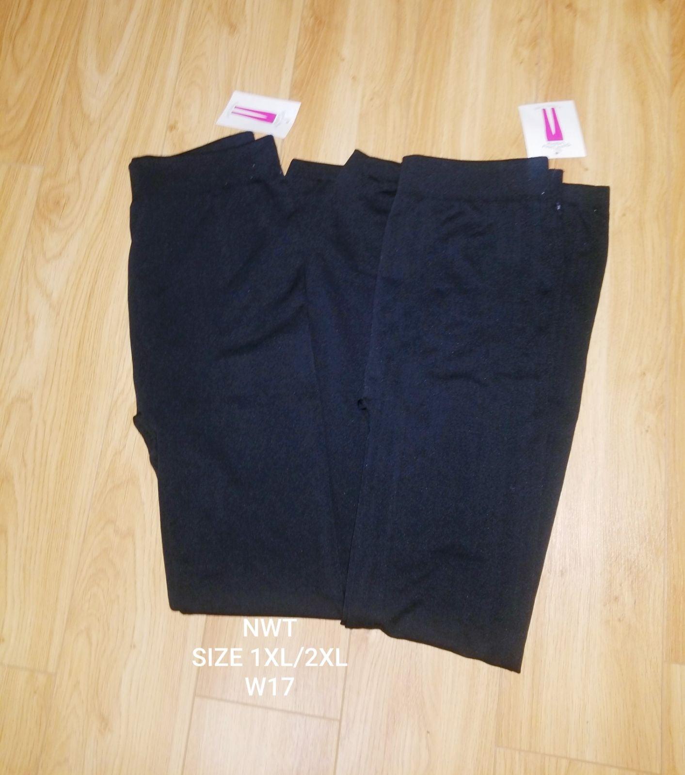 Womens plus size legging Bundle 1XL 2XL