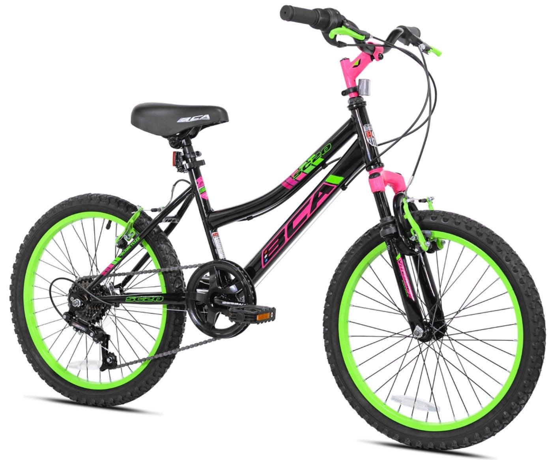 BCA 20 Inch Girl's Bike