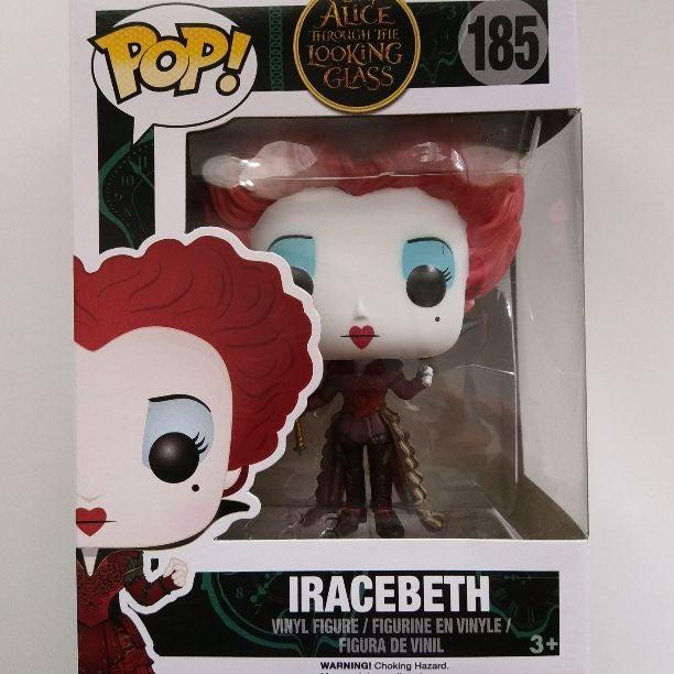 Iracebeth Mad Queen funko Pop Alice #185