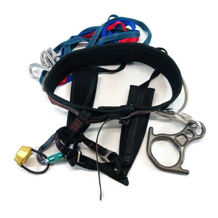Metolius Sit Rock Climbing Harness LOOK