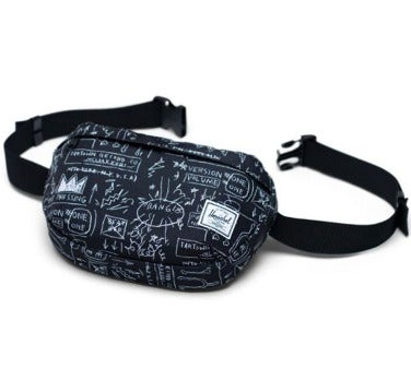 Basquiat Crossbody Bag Fanny Pack