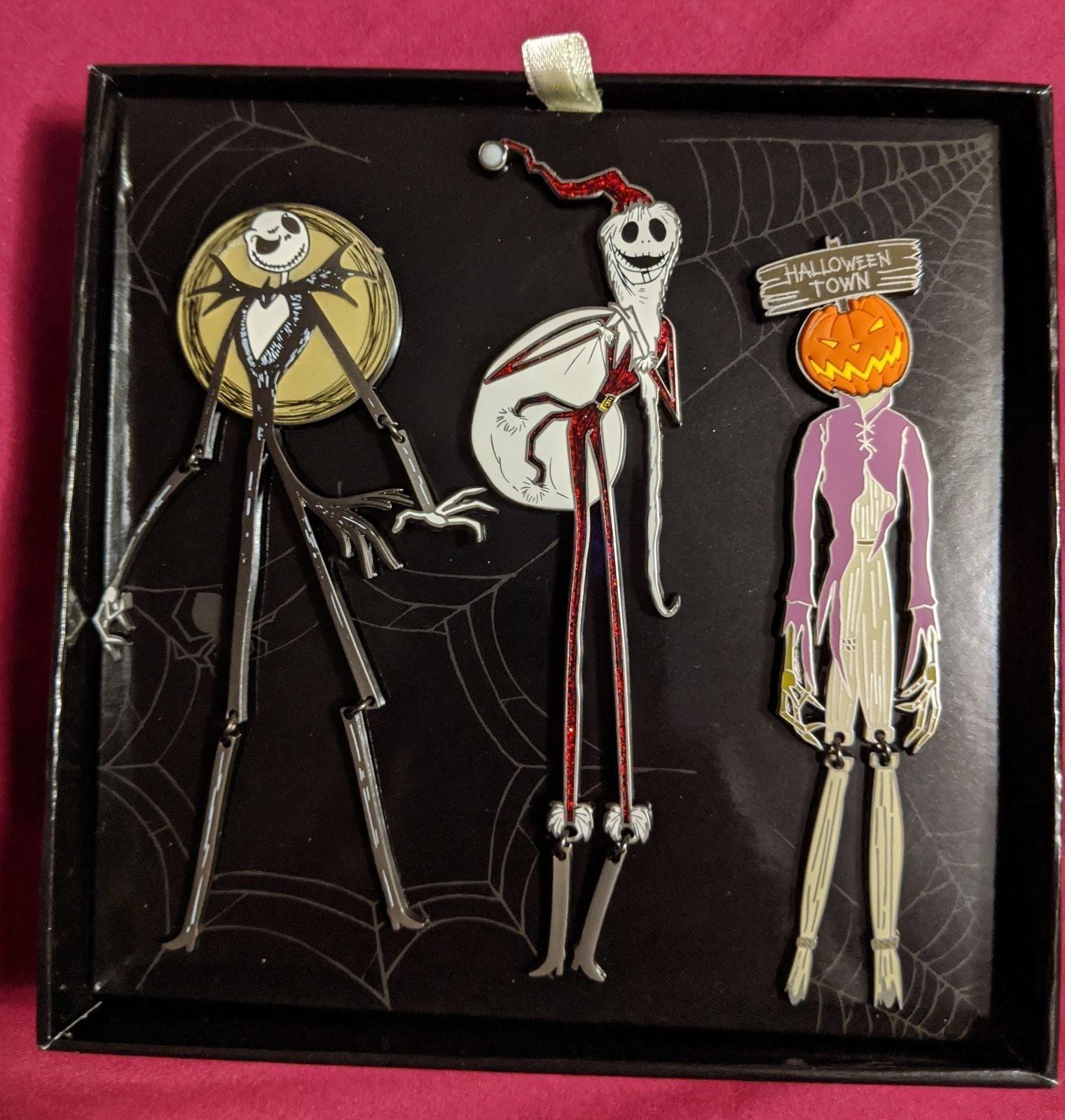 nightmare before christmas LE jumbo pins