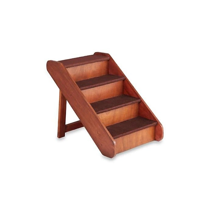 Large Wooden Pet Stairs - Extra Large