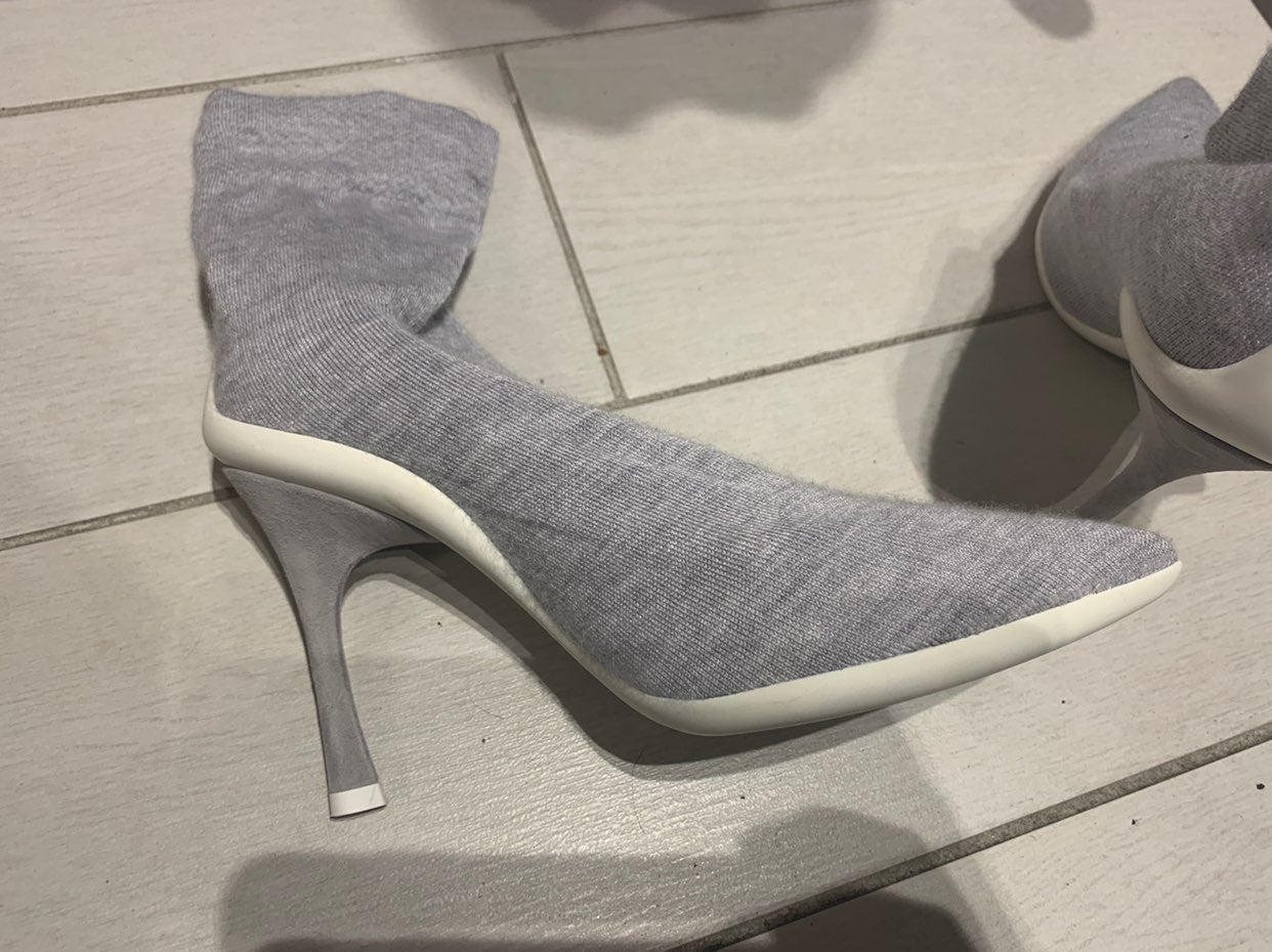 Sock boots for women size 5.5