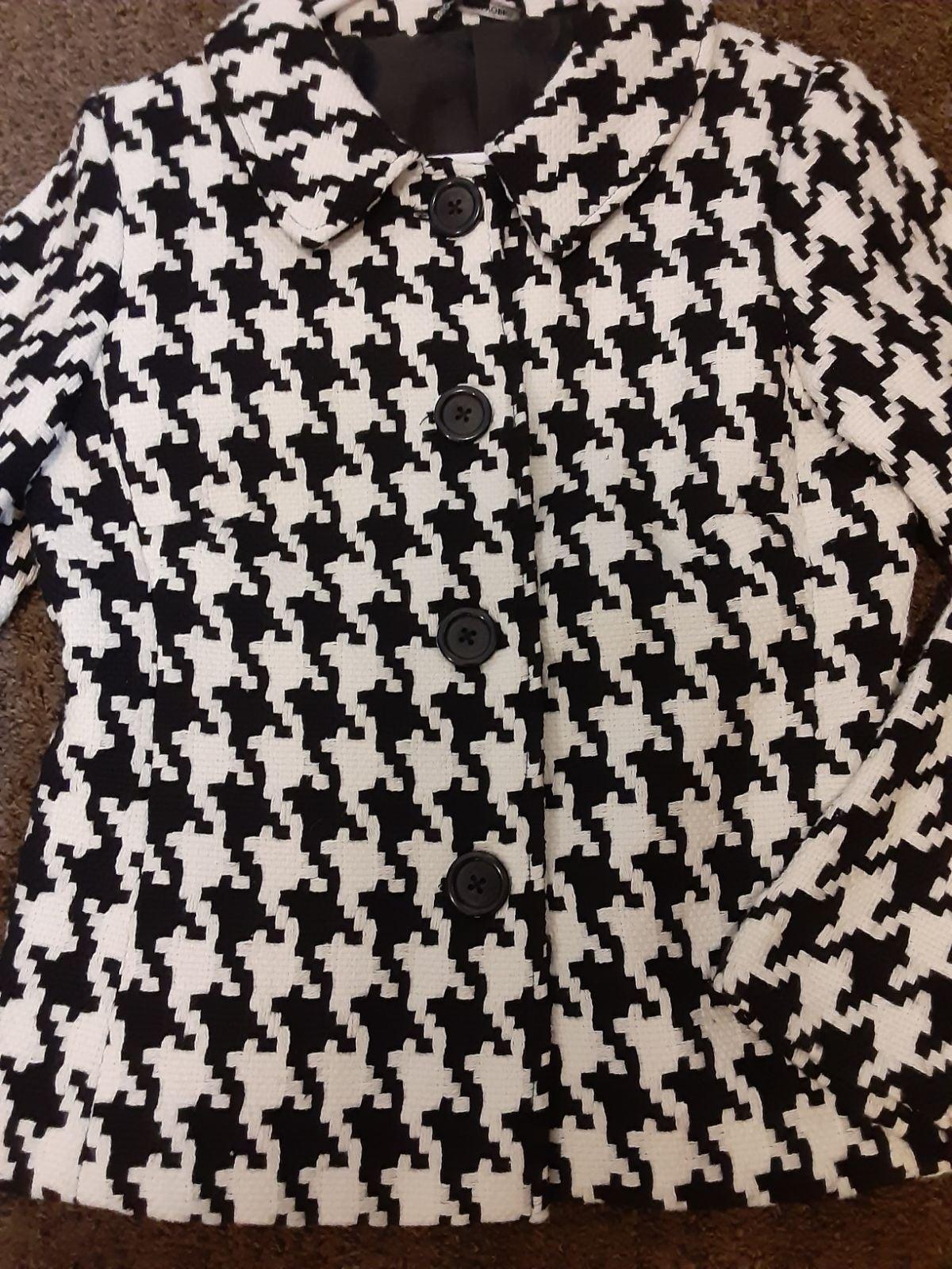 Womens Peacoat Jacket