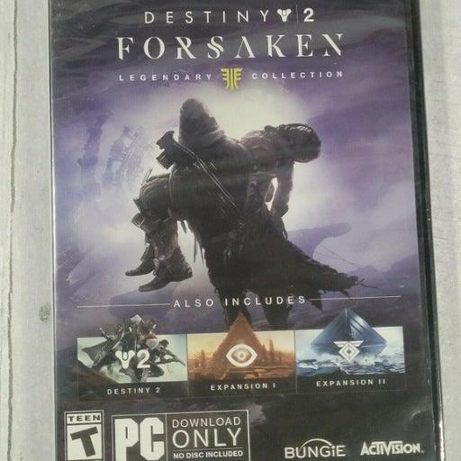 Destiny 2: Forsaken - PC Code