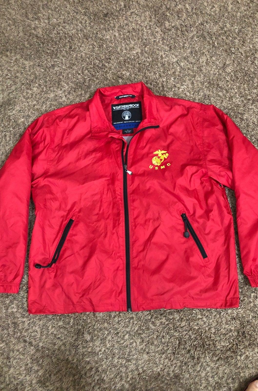 Jacket Marines Red