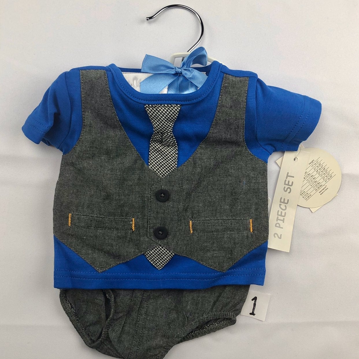 Boys two piece new nb