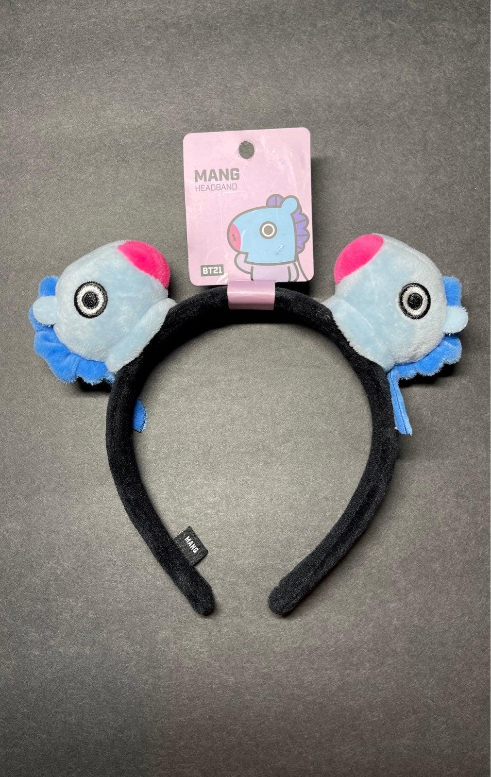 BT21 Mang Headband