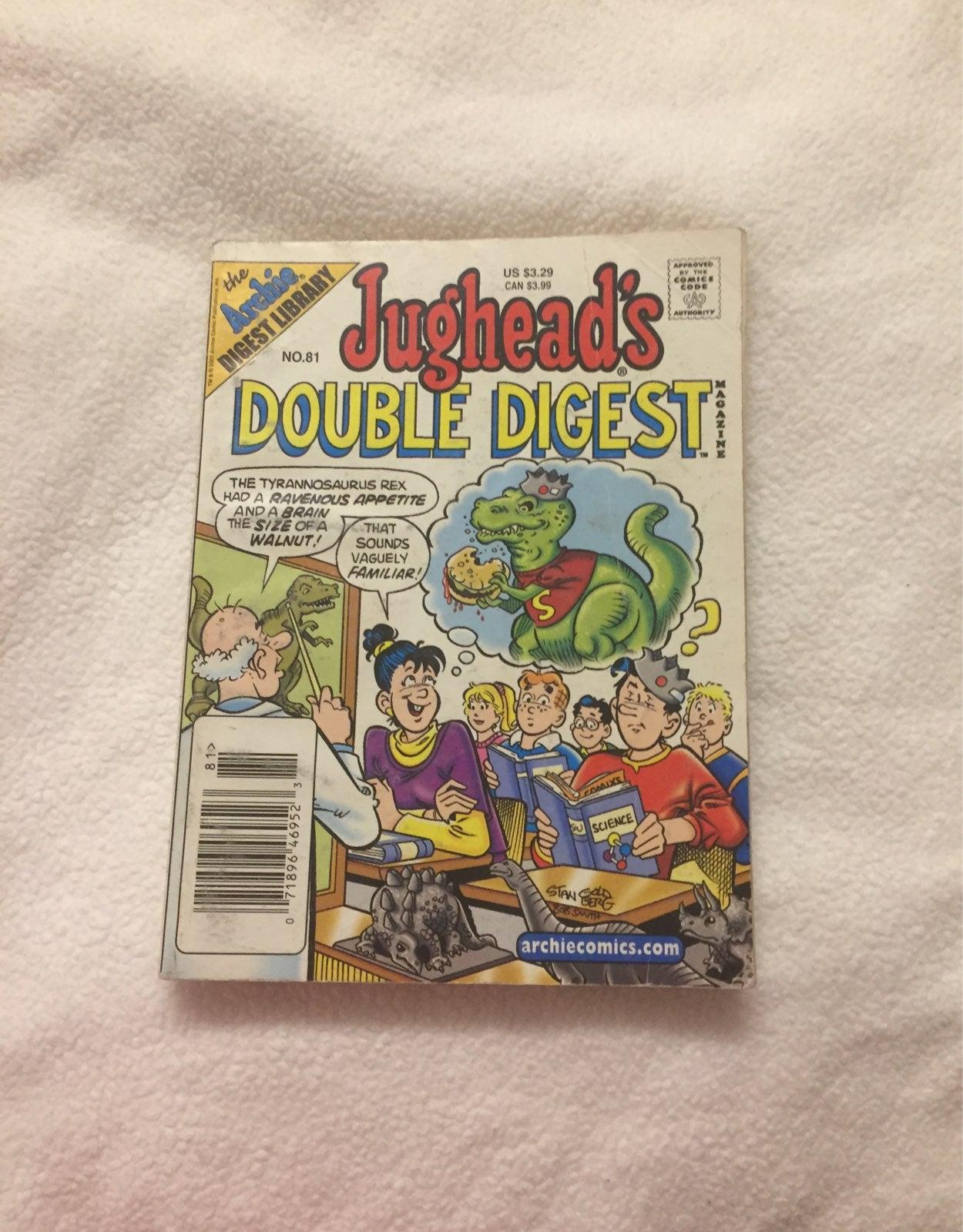 Jughead's double digest no. 81