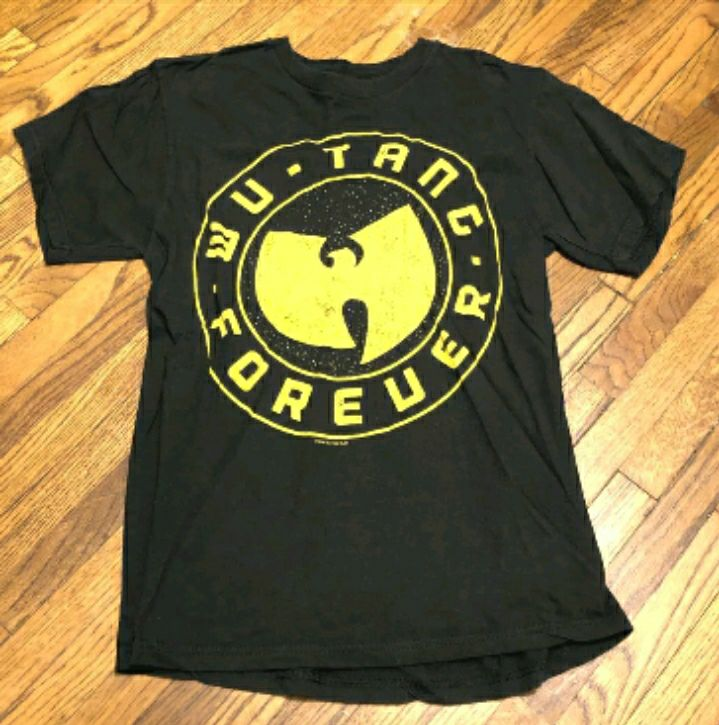 WU-TANG FOREVER T-SHIRT