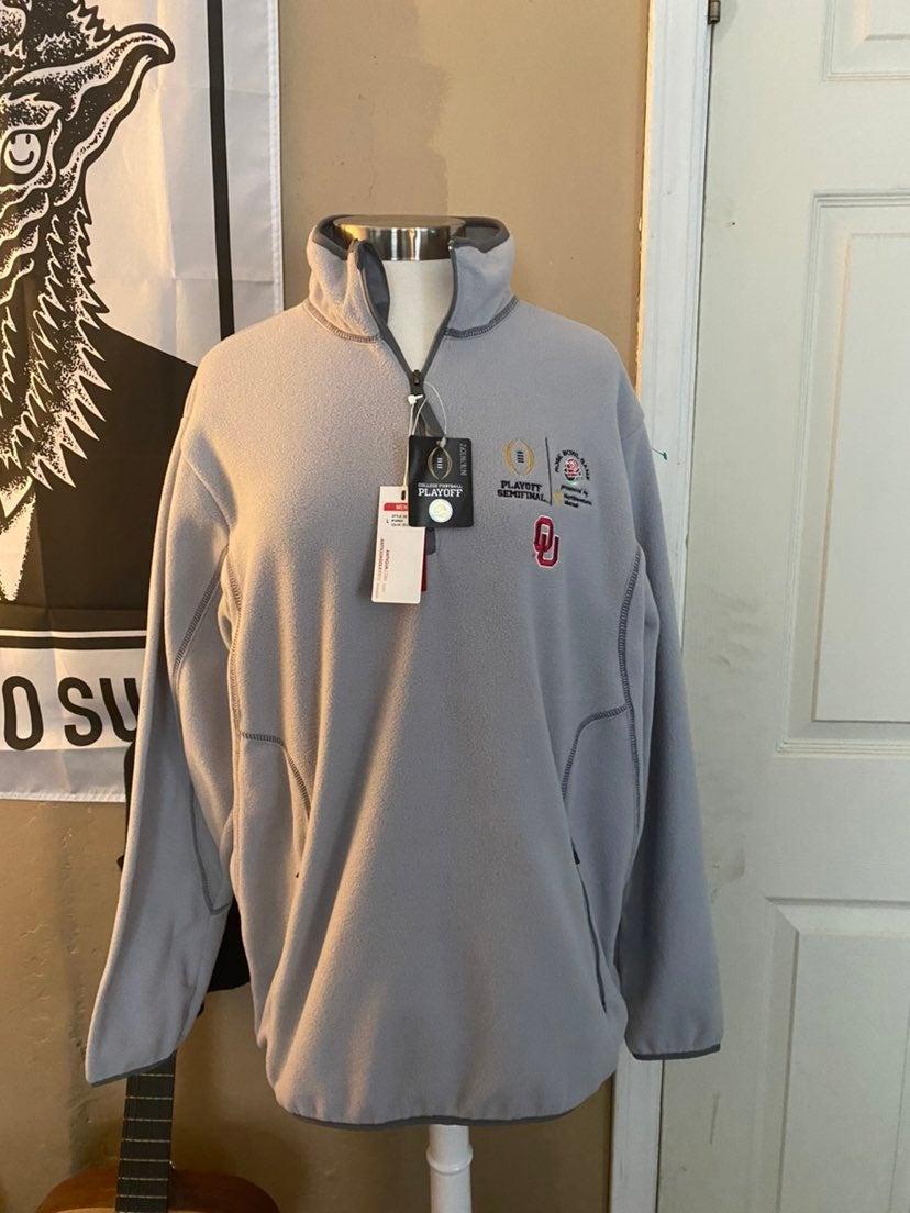 OU Football Pullover