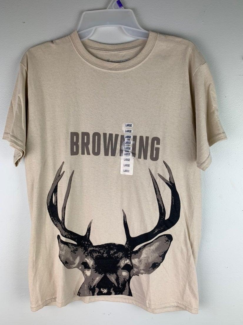 Boys Browning shirt