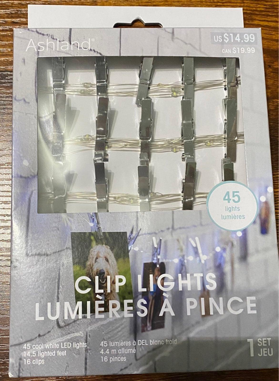 Clip lights