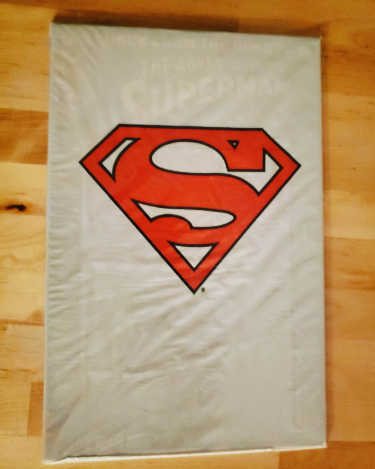 Adventures of Superman 500 Death of Supe