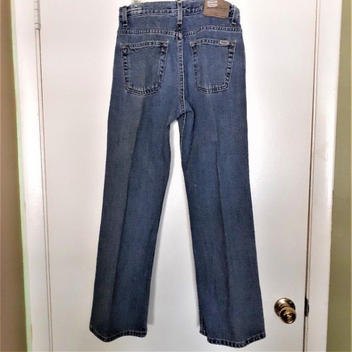 Levi's  loose boot cut blue jeans 16R