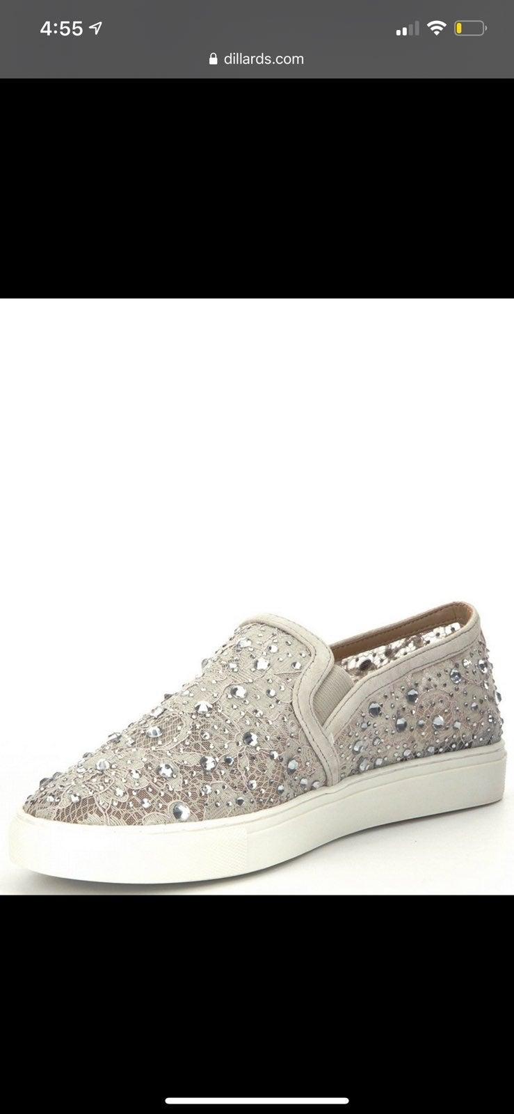 Antonio Melani Rhinestone Shoes   Mercari