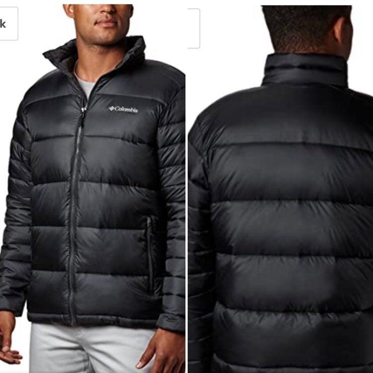 Columbia mens puffer jacket (2XT)
