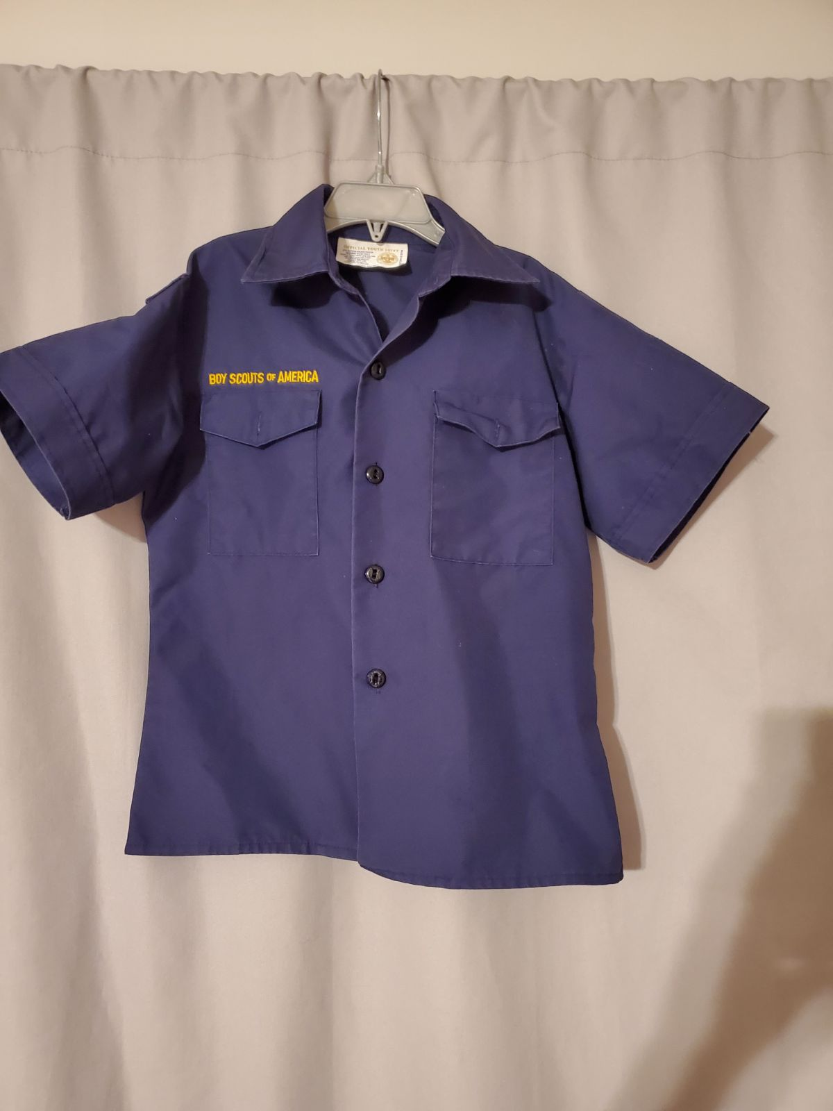 Youth Small Cub Scouts Uniform shirt