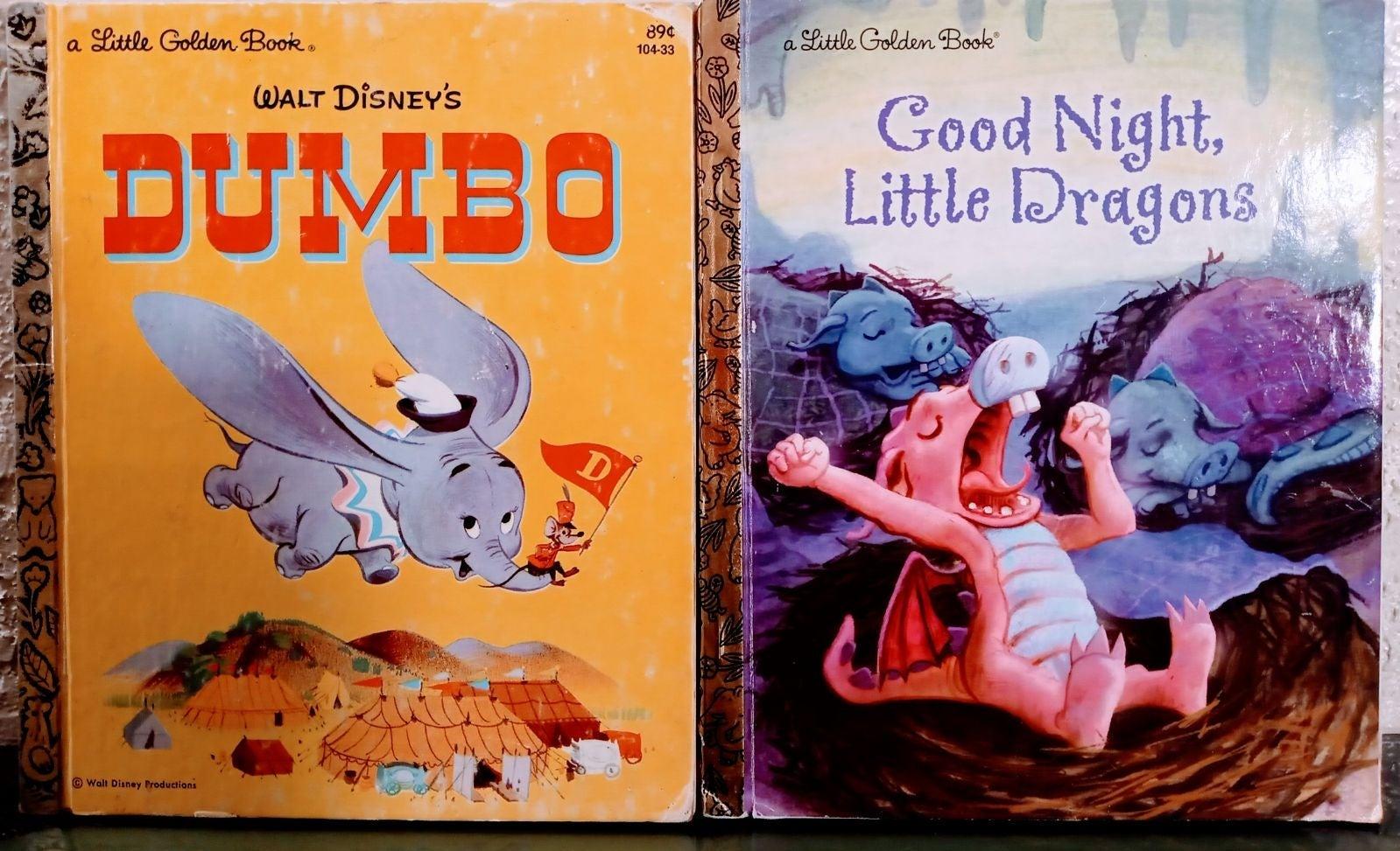 little golden books set