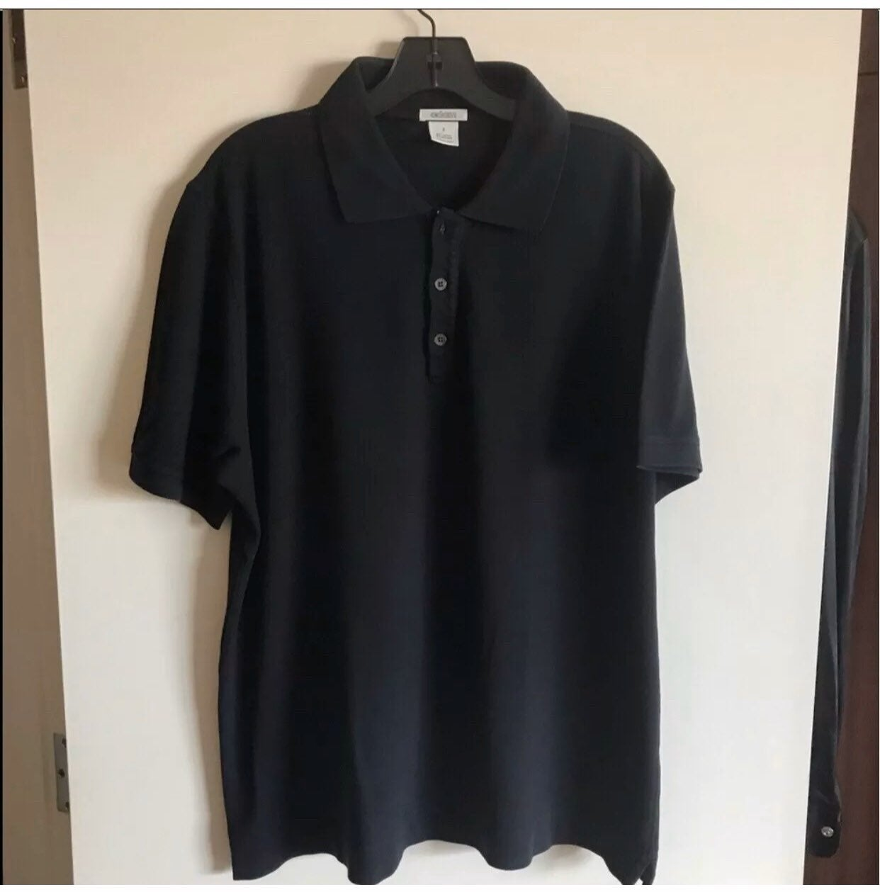 ADAM men's Polo Cotton Shirt s 4 fits XL