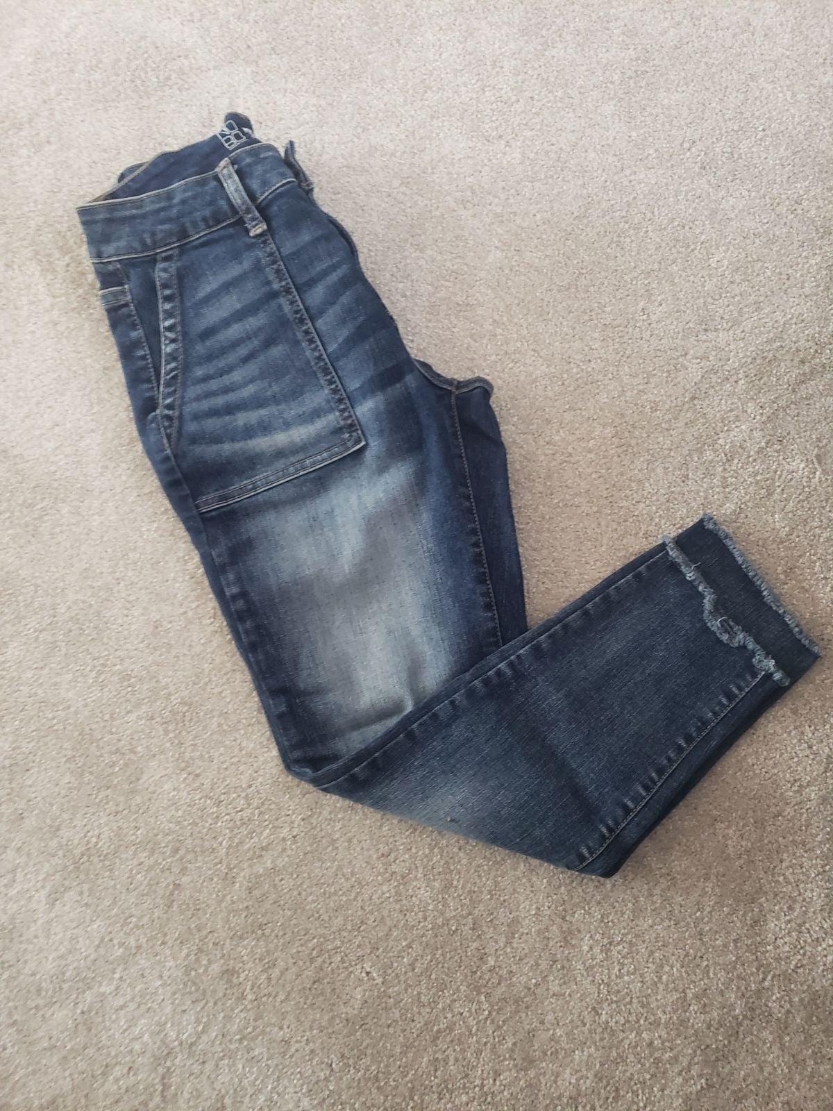 NOBO Jeans Size 5 UNWORN Mid Rise
