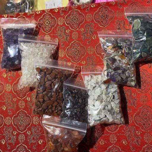 Gemstone Chips bulk