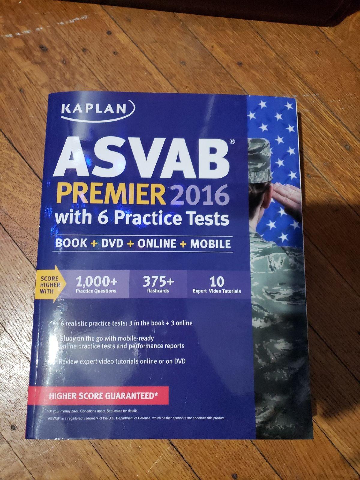 Kaplan ASVAB 2016