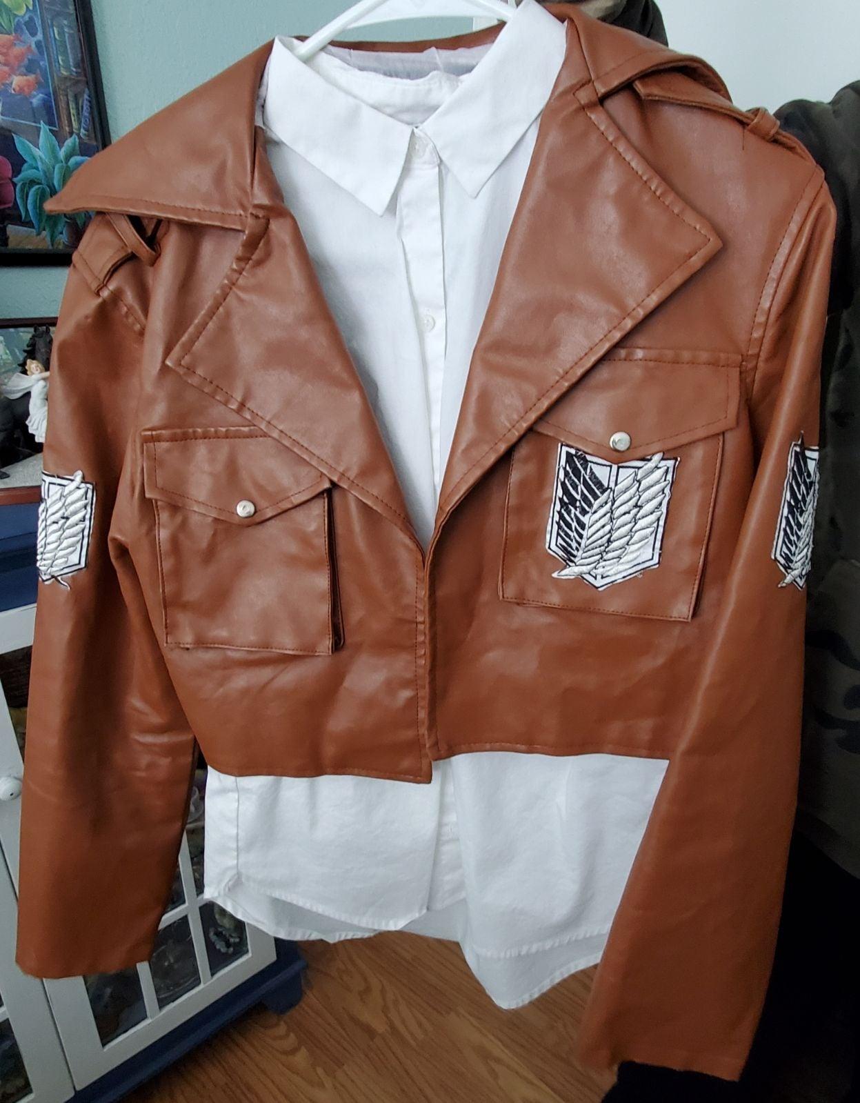 Attack on Titan regiment jacket