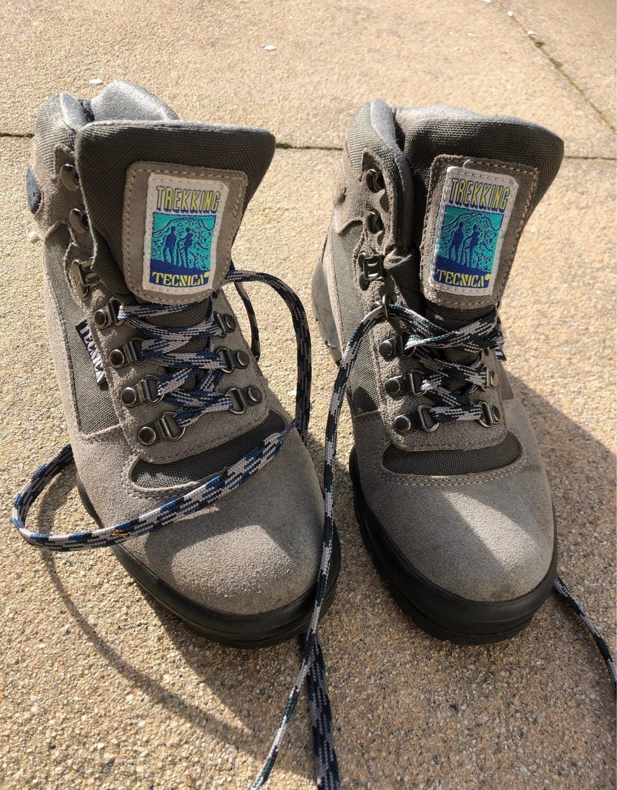 Tecnica trekking boots