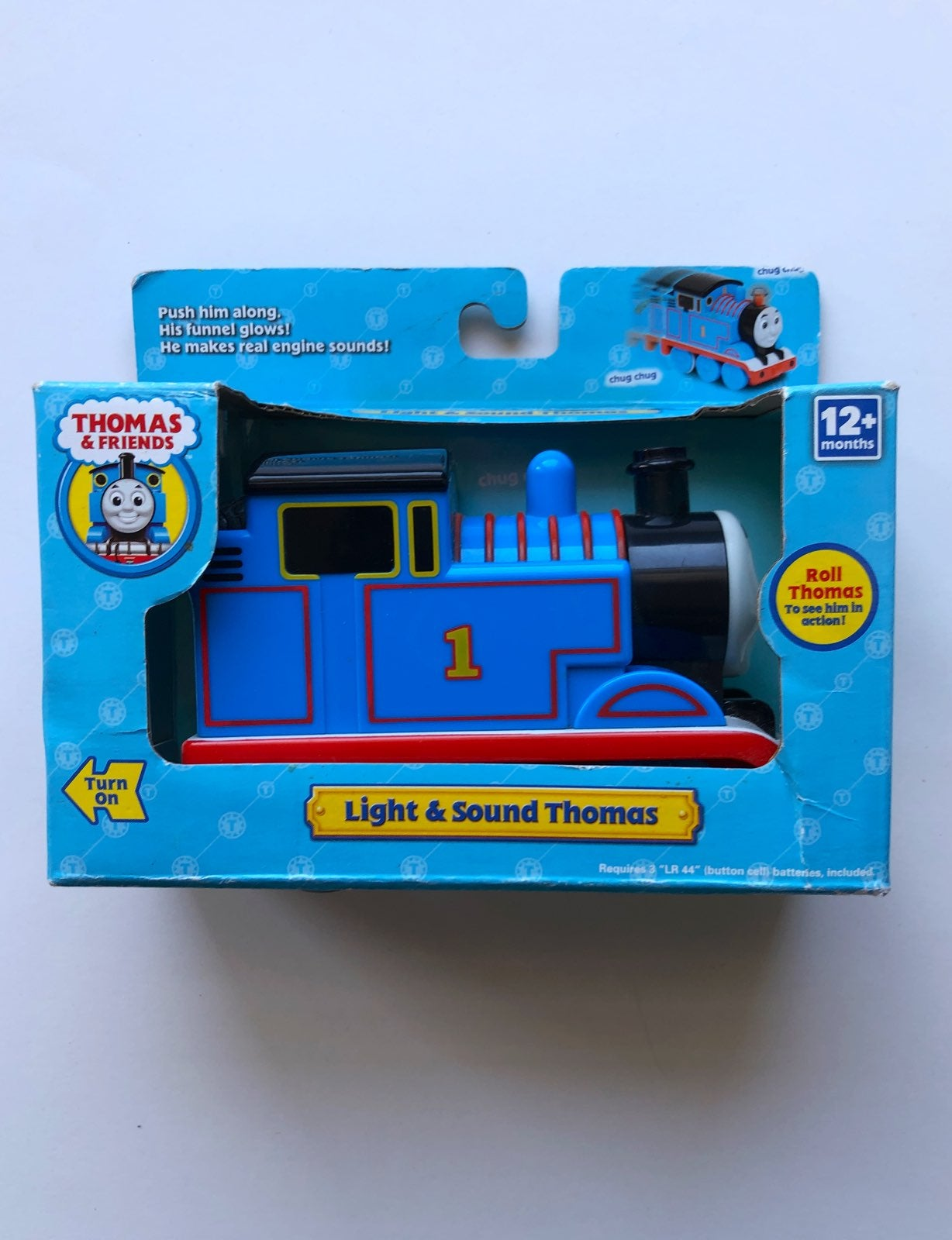 Preschool Light & Sound Thomas Engine